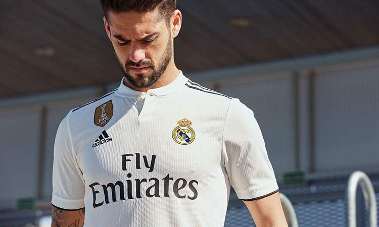 Real Madrid Thuisshirt 2018-2019