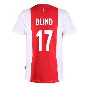 Ajax T-shirt Blind Katoen Kids - Senior