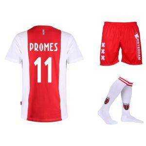 Ajax Voetbaltenue Promes Thuis Kids-Senior
