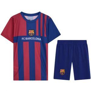 FC Barcelona Tenue Thuis Eigen Naam - 2021-2022 - Kids