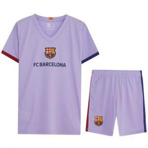 FC Barcelona Tenue Uit Eigen Naam - 2021-2022 - Kids