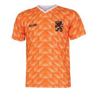 EK 88 Voetbalshirt Eigen Naam - Oranje - Nederlands Elftal - Kinderen - Senioren