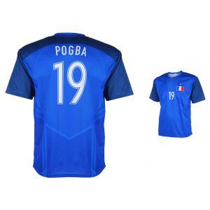 Frankrijk Shirt Pogba Thuis 2016-2018 - OP=OP