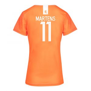 Nederlands Elftal Martens Dames Voetbalshirt Thuis 2019-2021 Meisjes-Vrouwen