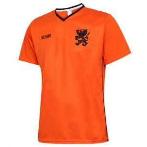 Nederlands Elftal Voetbalshirt Eigen Naam - Oranje - Kinderen - Senior