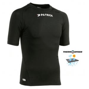 Patrick Thermoshirt Cadiz 101 Zwart
