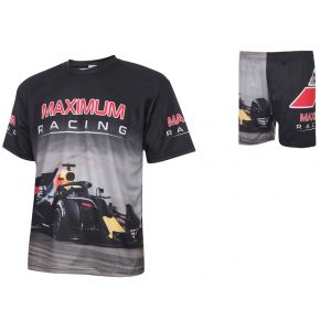 Formule 1 Racing Shirt + Broekje Kids-Senior