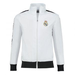 Real Madrid Trainingsjack Eigen Naam Senior