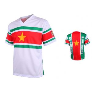 Suriname Voetbalshirt Thuis