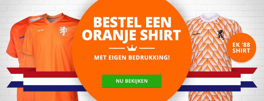 Nederlands Elftal shirt of tenue