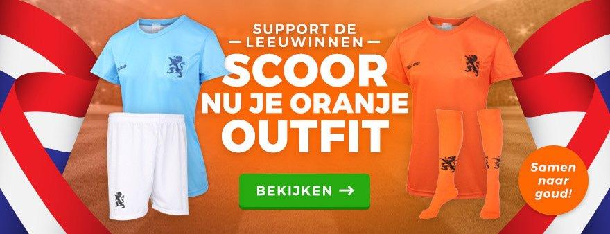 Nederlands elftal dames shirt